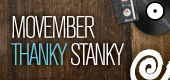 Movember Thanky Stanky Mixtape
